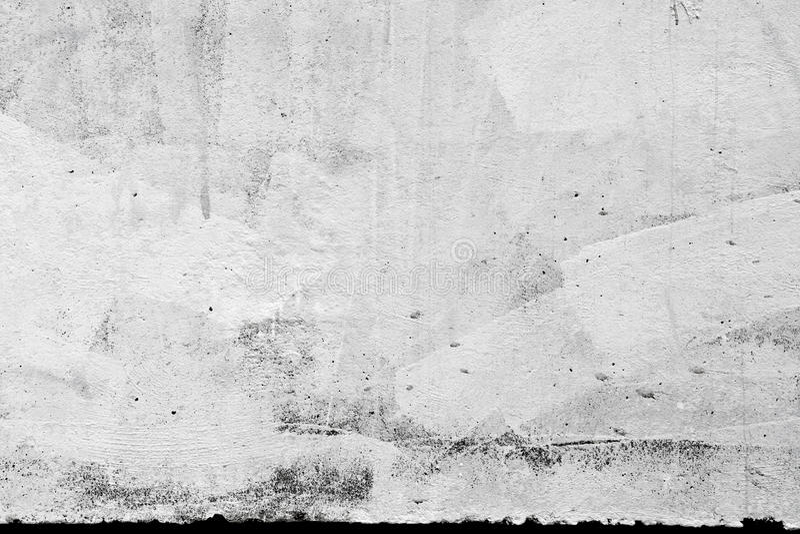 Texture De Mur En Bton Avec Le Pltre Et La Peinture Photo Stock