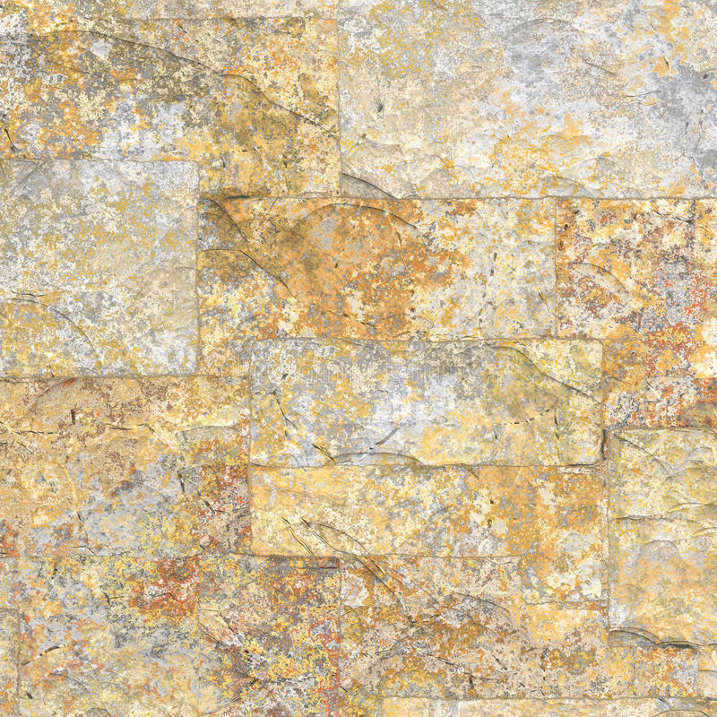 Texture de mur en pierre illustration de vecteur