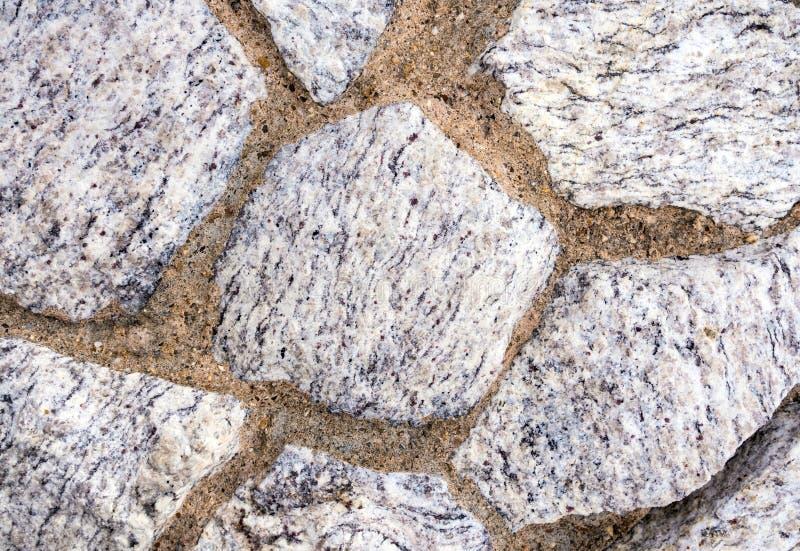 Texture de mur faite à partir de la pierre image stock