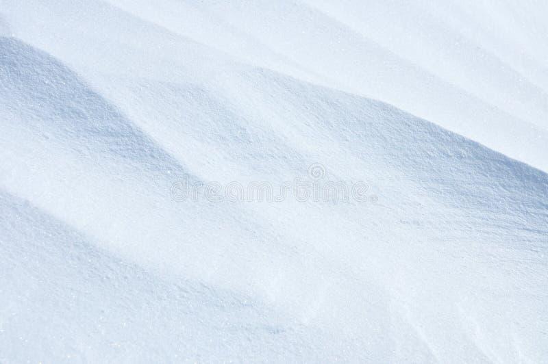 Texture de neige photo libre de droits