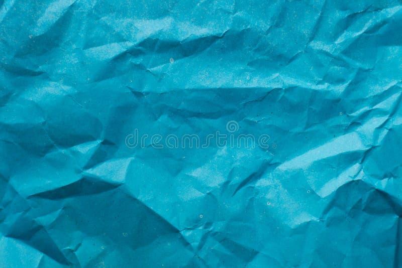 Texture de papier écrasé par parchemin Fond pour une carte d'invitation ou une félicitation images libres de droits