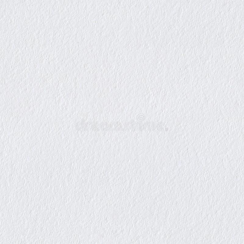 TEXTURE DE PAPIER D'AQUARELLE Texture carrée sans joint Tuile prête photo stock
