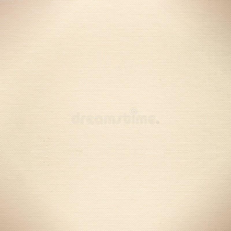 Texture de papier d'Ecru photographie stock