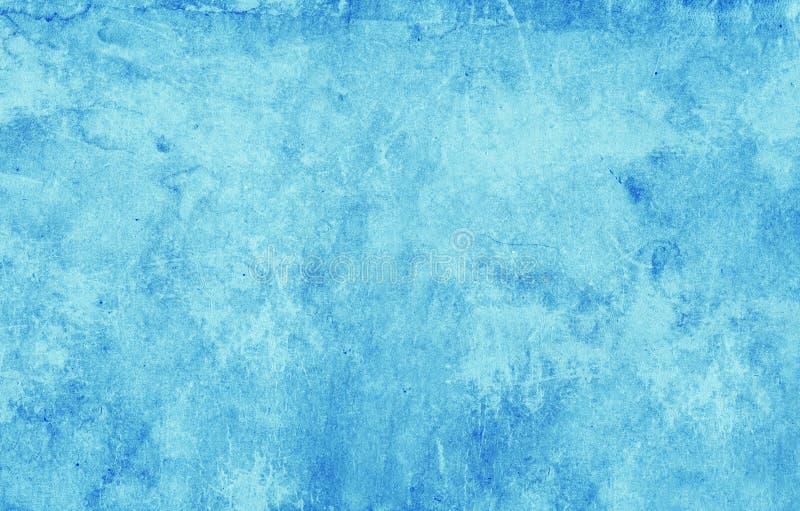Texture de papier de couleur bleue photo stock