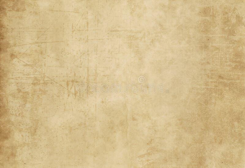 Texture de papier grunge pour le fond illustration libre de droits