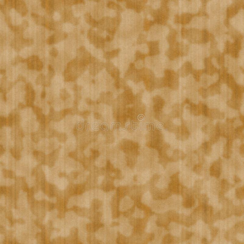 Texture de papier humide sans joint illustration de vecteur