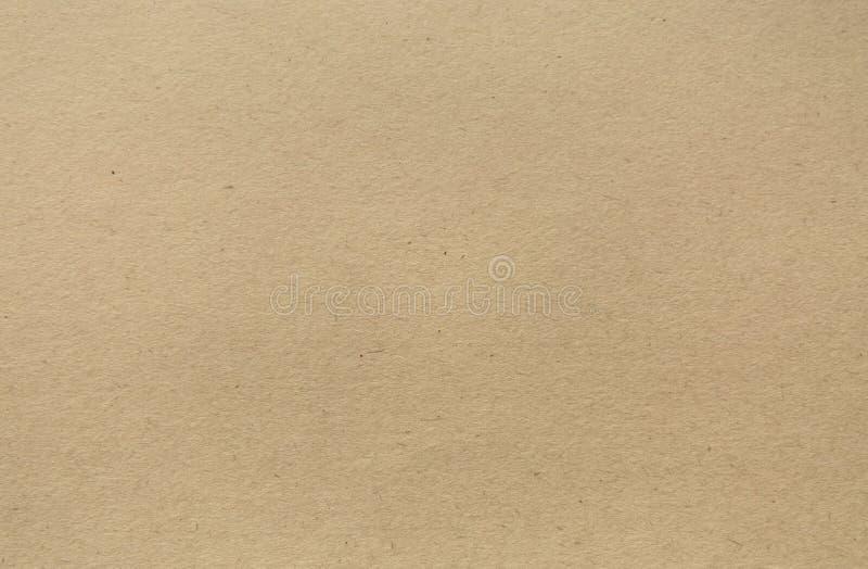 Texture de papier de métier Fond grunge image libre de droits