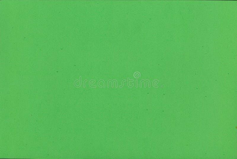 Texture de papier de mousse de couleur verte pour le fond ou la conception photos stock