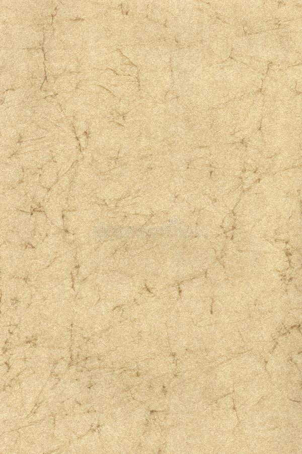 Texture de papier parcheminé photographie stock