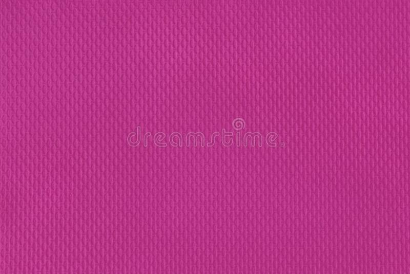 Texture de papier rose avec graver et emboutir en refief images stock