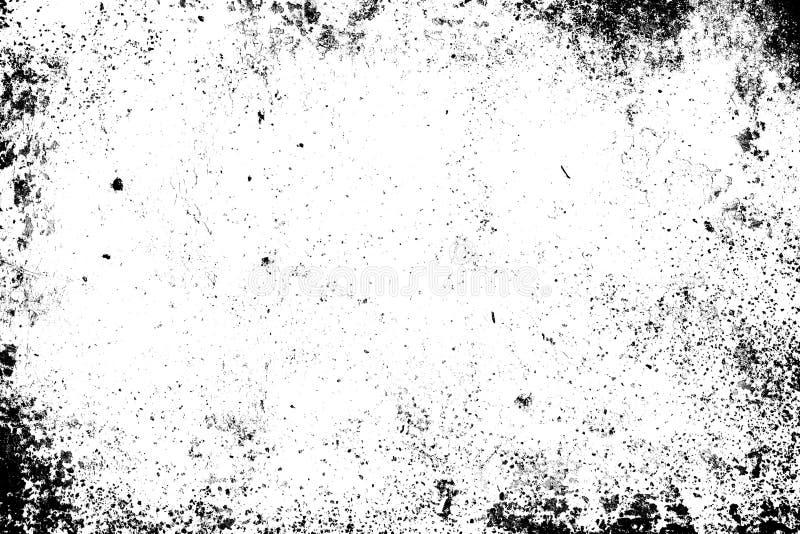 Texture de particules de poussière et de grain de poussière ou effet d'utilisation de recouvrement de saleté photos libres de droits