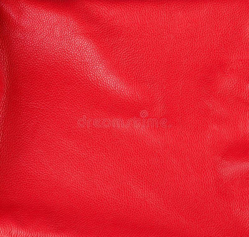 texture de peau de vache naturelle rouge avec des courbures photos libres de droits