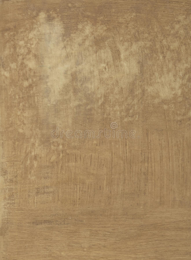 Texture de peinture de Brown illustration de vecteur