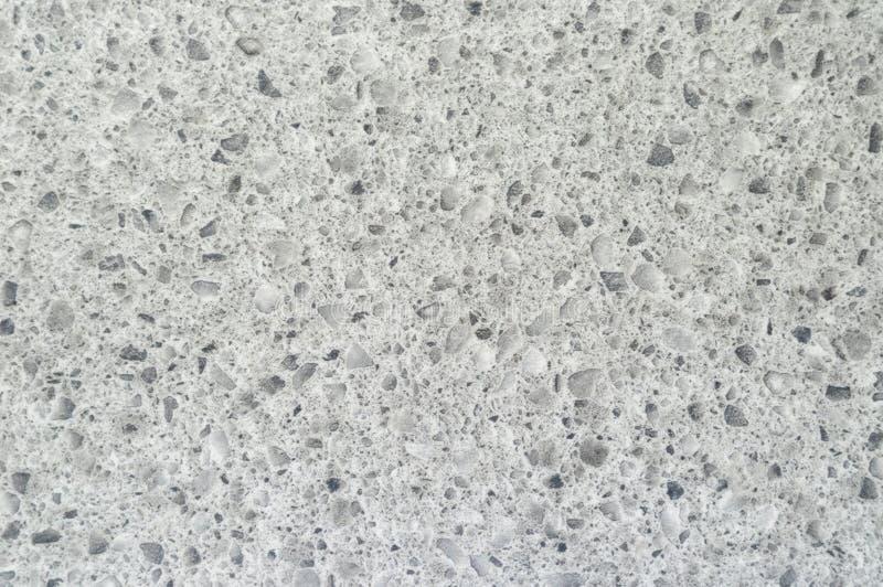 Texture de plastique avec l'imitation de la surface en pierre images stock