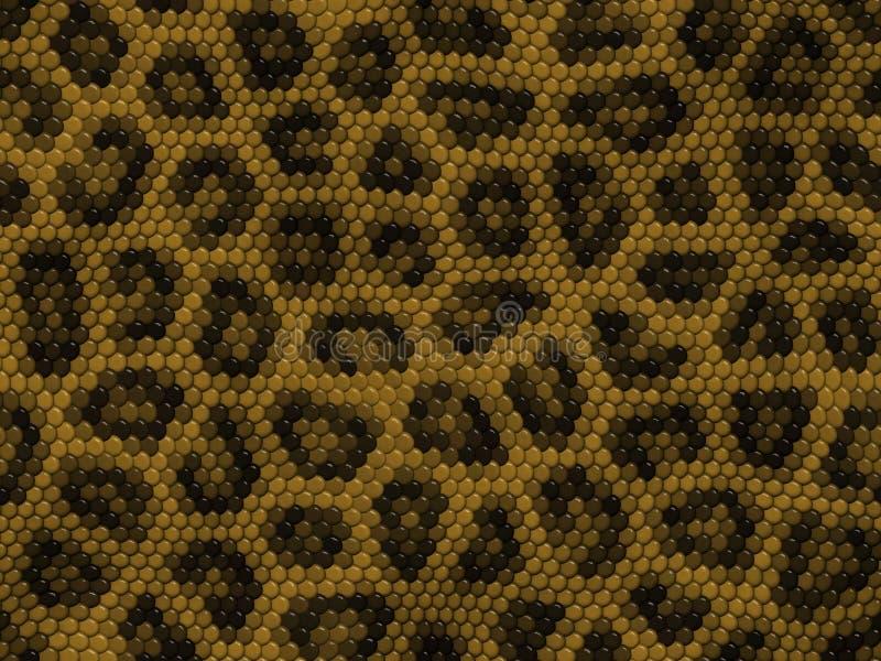Texture de reptile photo libre de droits
