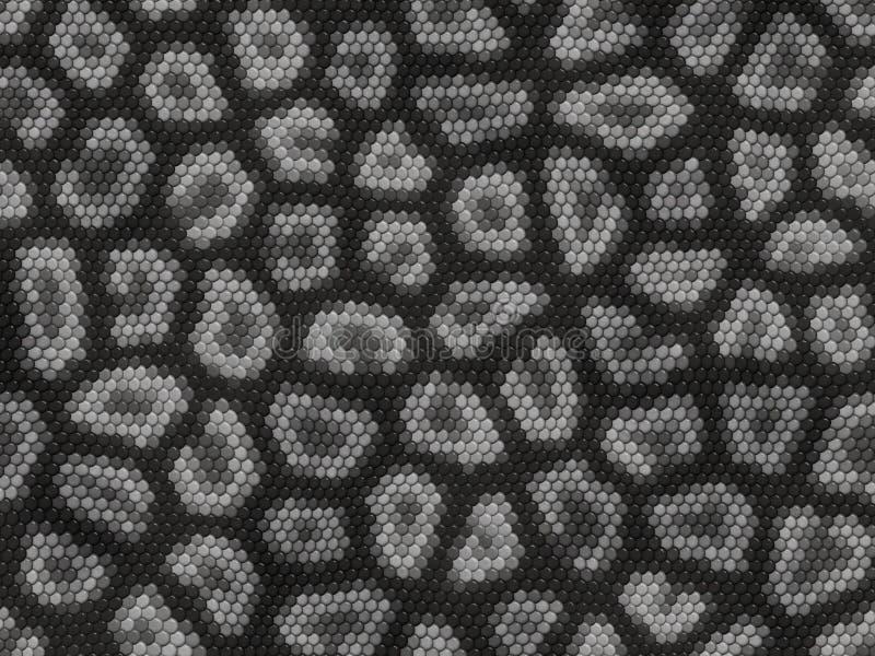 Texture de reptile photo stock