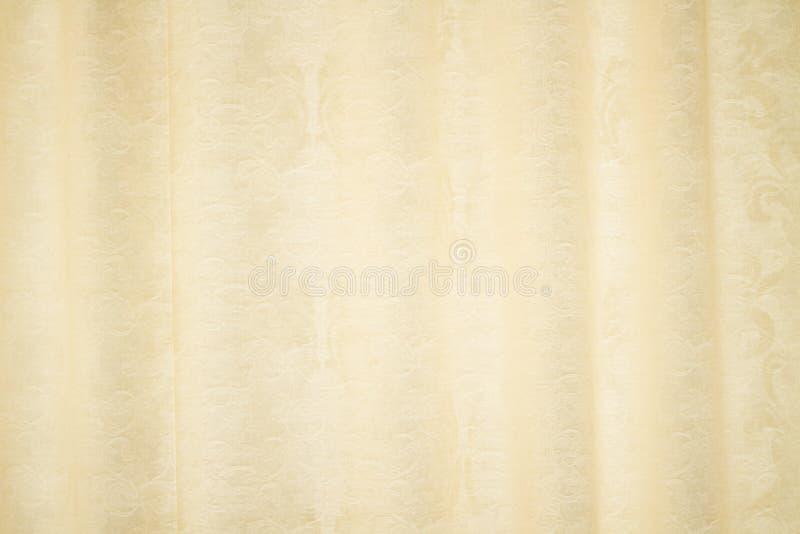 Texture de rideau textile lumineux image stock image du ondul blanc 30362783 for Rideau lumineux interieur