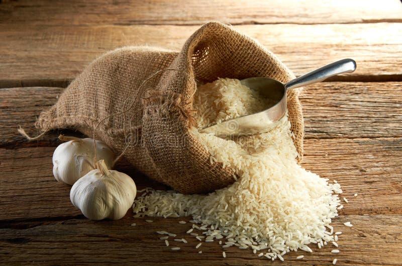 Texture de riz photographie stock