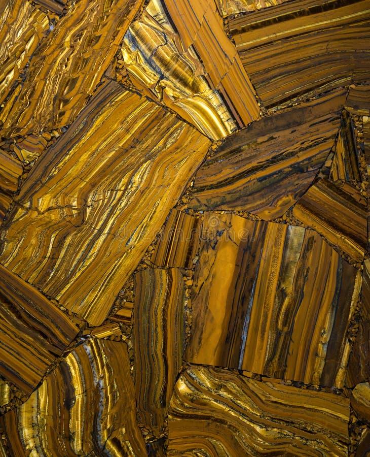 Texture de roche de stratifié de Brown image libre de droits