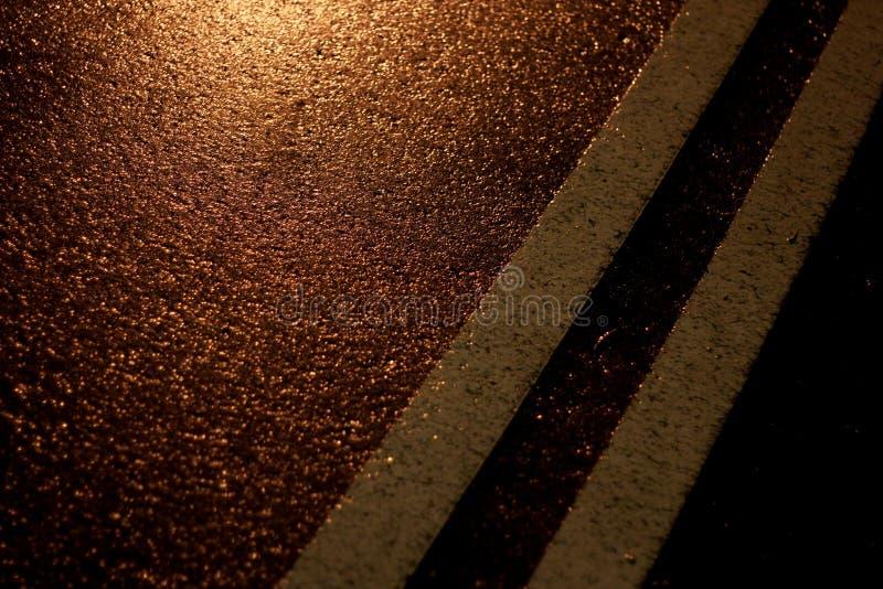 Texture de rue ou d'asphalte de route photographie stock