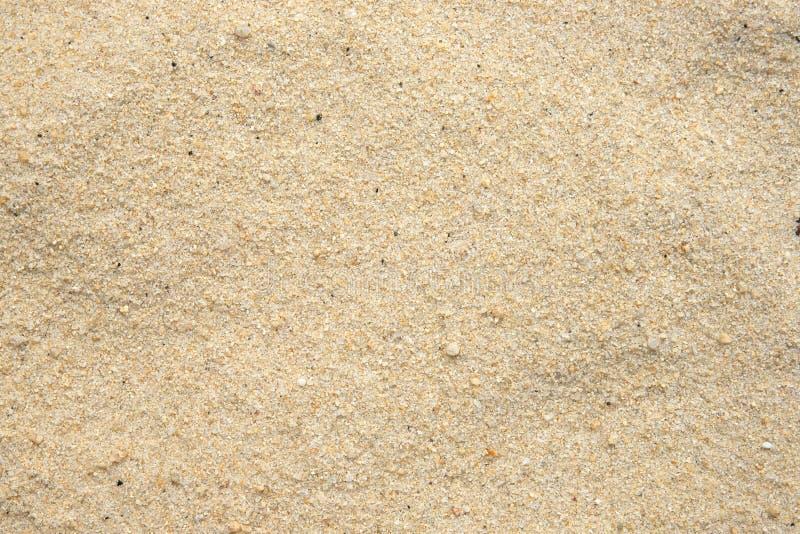 Texture de sable de plage photographie stock libre de droits