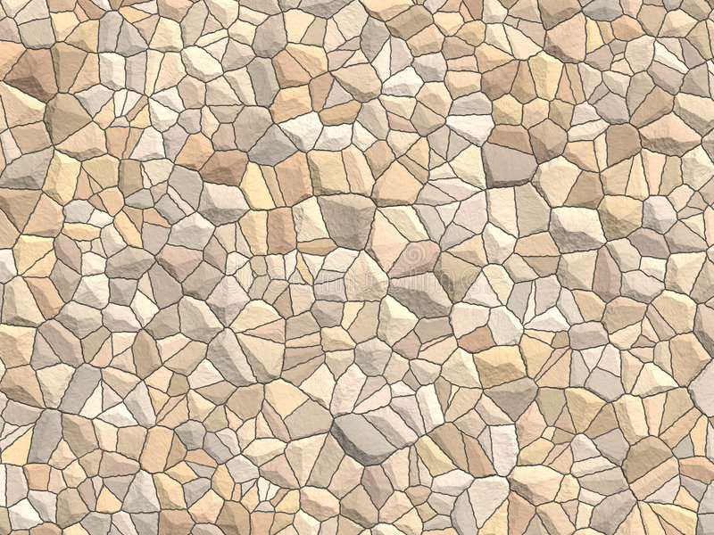 Texture de Stonewall - caillou grand images stock