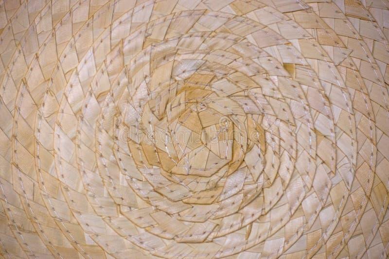Texture de structure de panier en osier photo libre de droits
