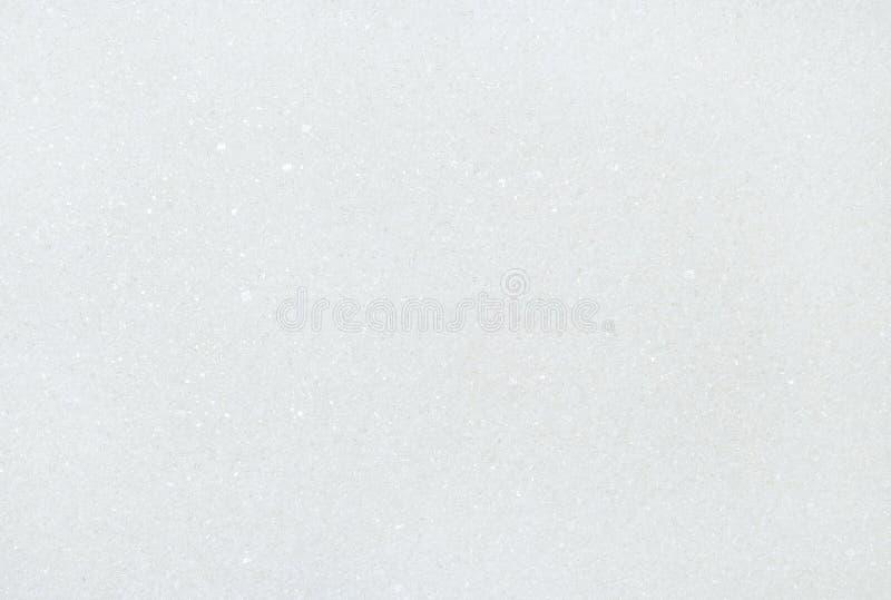Texture de sucre blanc photographie stock libre de droits