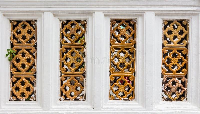 Texture de temple de mur photo libre de droits
