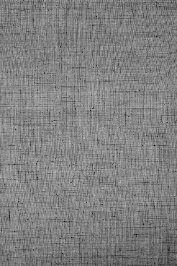 Texture de tissu de coton rugueux images libres de droits
