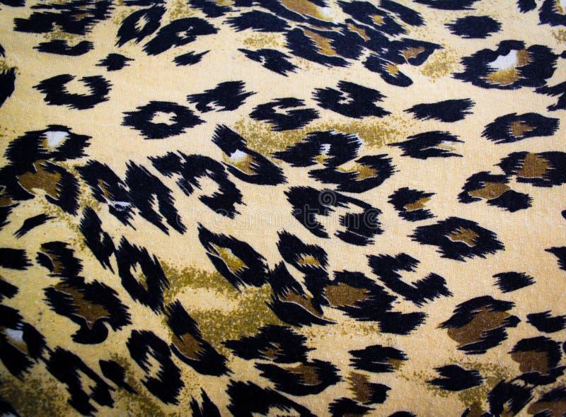 Texture de tissu de tigre photo libre de droits
