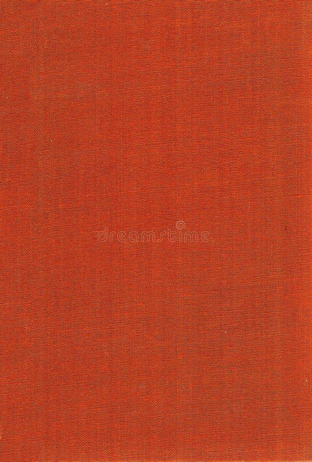 Texture de tissu orange image stock