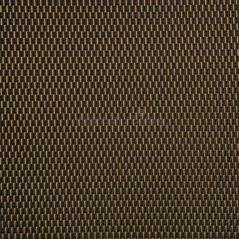 Texture de tissu synth?tique Fond de textile brun photos stock