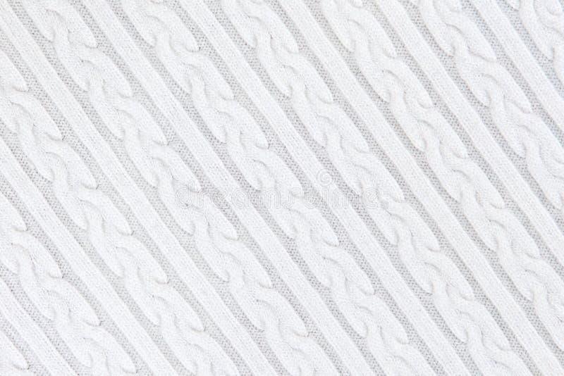 Texture de tissu de tricots photo libre de droits