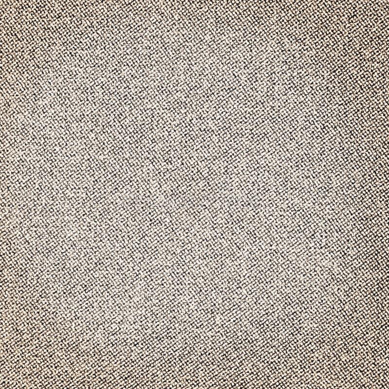 Texture de toile avec la vignette illustration libre de droits