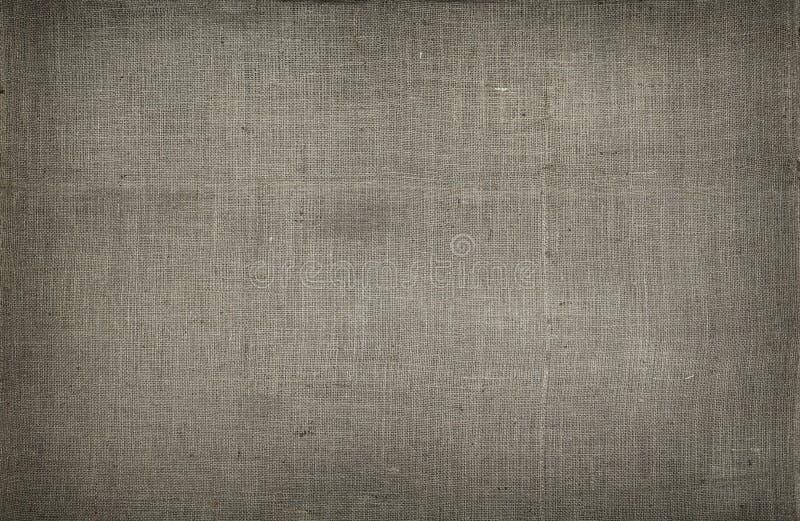 Texture de toile de jute photo libre de droits