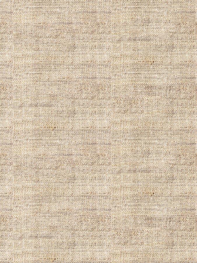 Texture de toile naturelle sans couture pour le fond photo stock