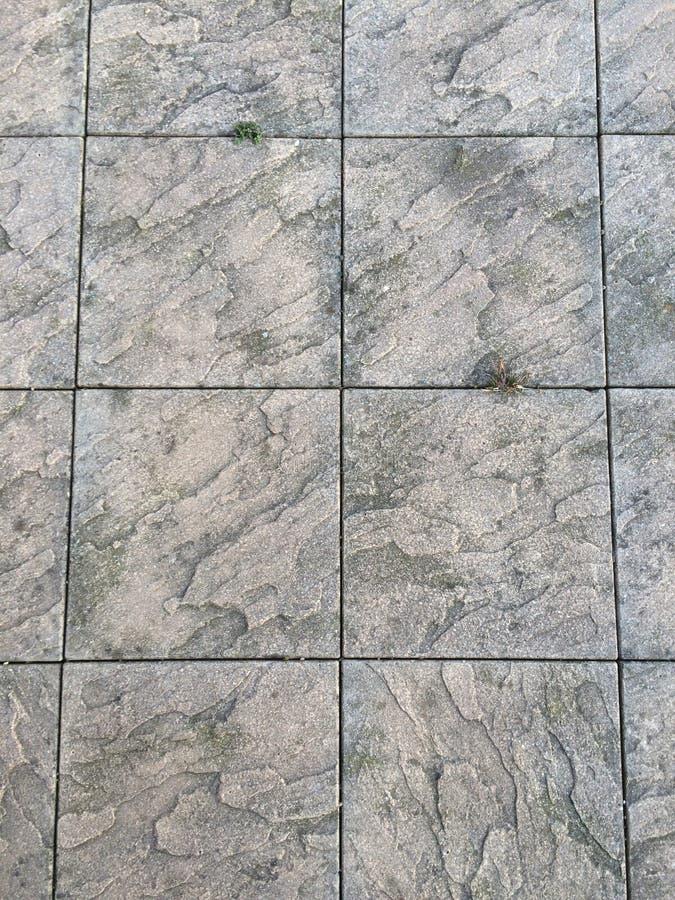Texture de tuile de patio photo libre de droits