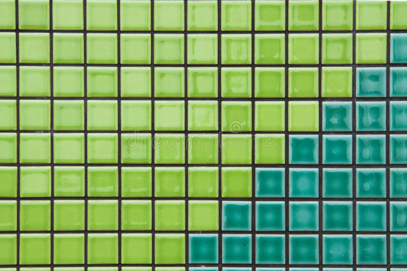 Texture de tuiles de mosaïque photos libres de droits
