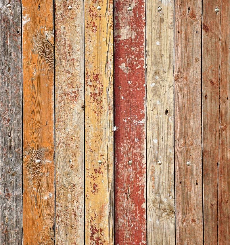 Texture de vieilles planches en bois image stock