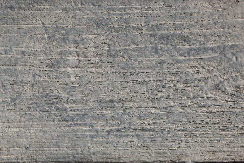 Texture de vieux conseils en bois couverts en peinture bleue photographie stock libre de droits