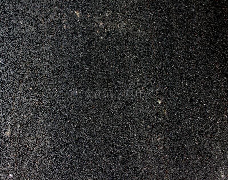 texture de vieux fond gris-foncé d'asphalte photos stock
