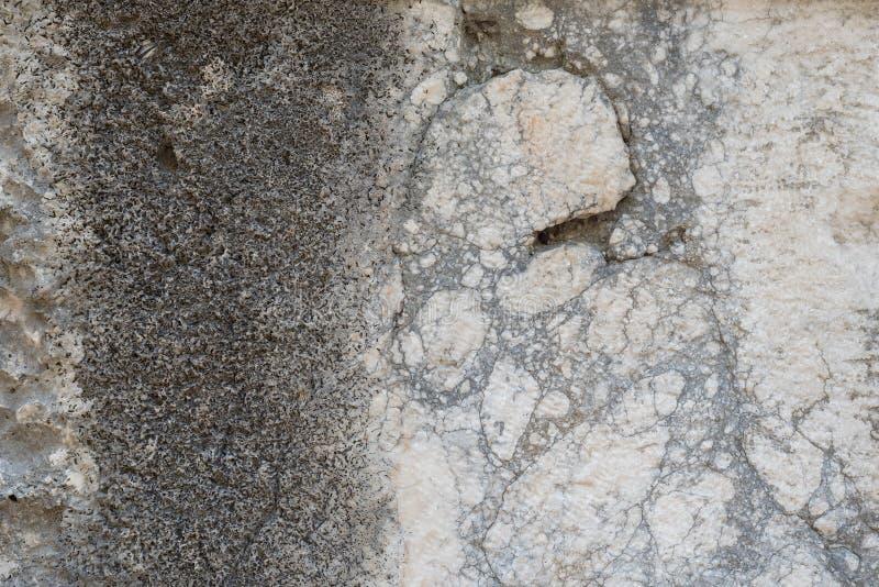 texture de vieux mur en pierre photo stock