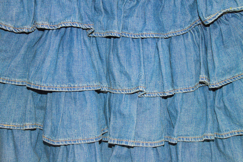 texture of a denim royalty free stock image