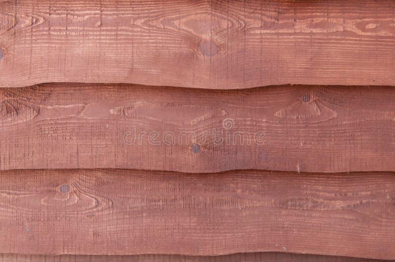 Texture des vieilles planches d'acajou images libres de droits