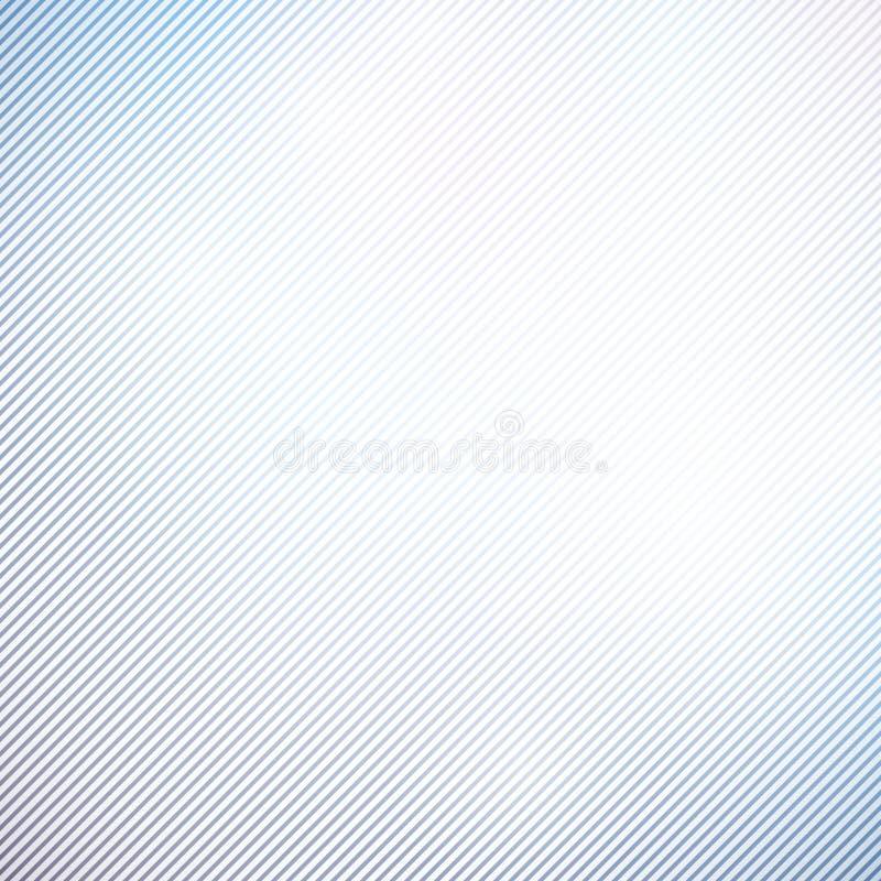 Texture droite de rayures de répétition diagonale, en pastel illustration stock