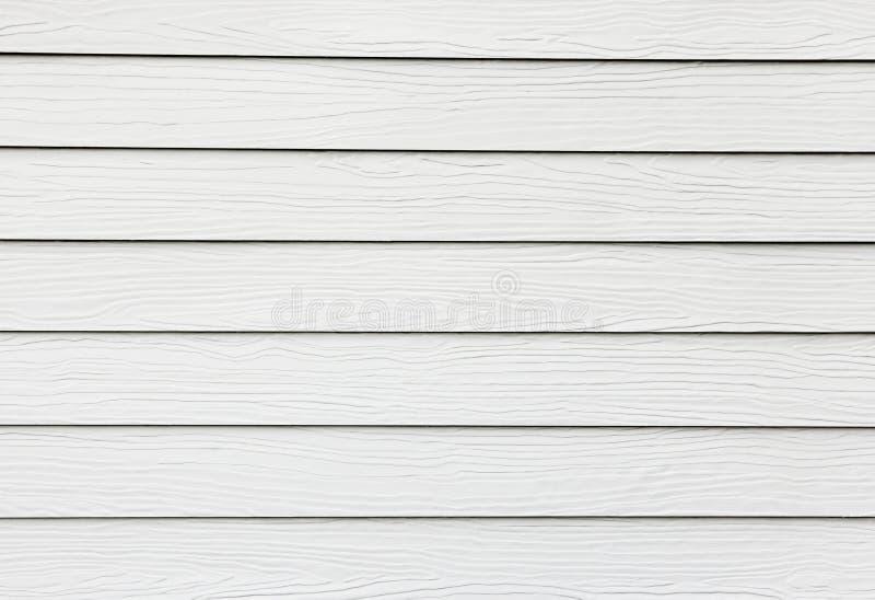Texture du fond en bois blanc photographie stock