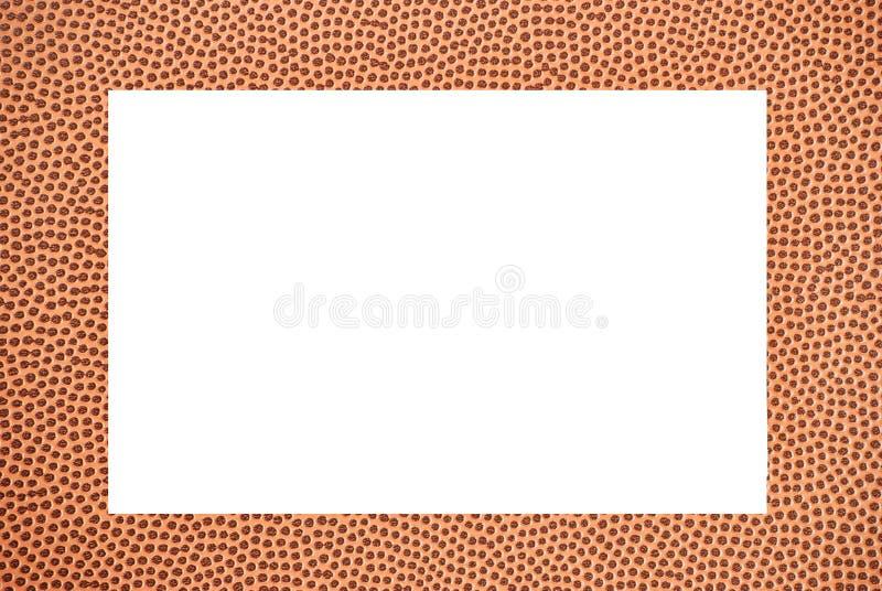 Texture du football photos stock