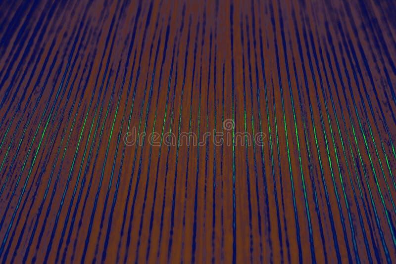 Texture du papier rayé dans des couleurs au néon mélangées image libre de droits