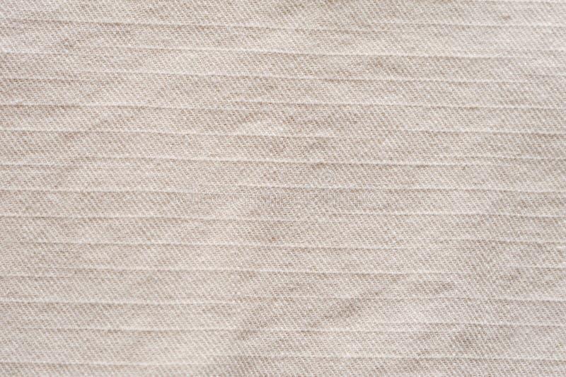 Texture du tissu de toile photo stock